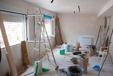 Construção simples acabada - Pronto para entrar!